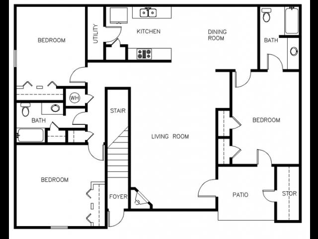 Augusta Floor Plan 11