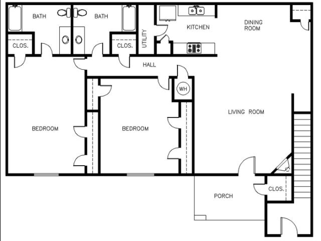 Doral Floor Plan 10