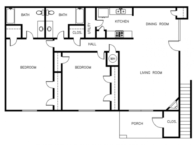 Muirfield Floor Plan 6