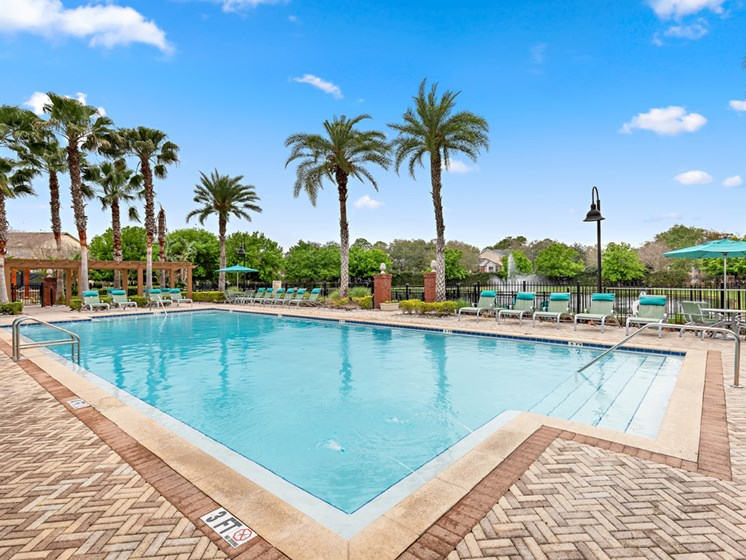 Six Community Pools at Savannah at Park Central, Florida, 32839