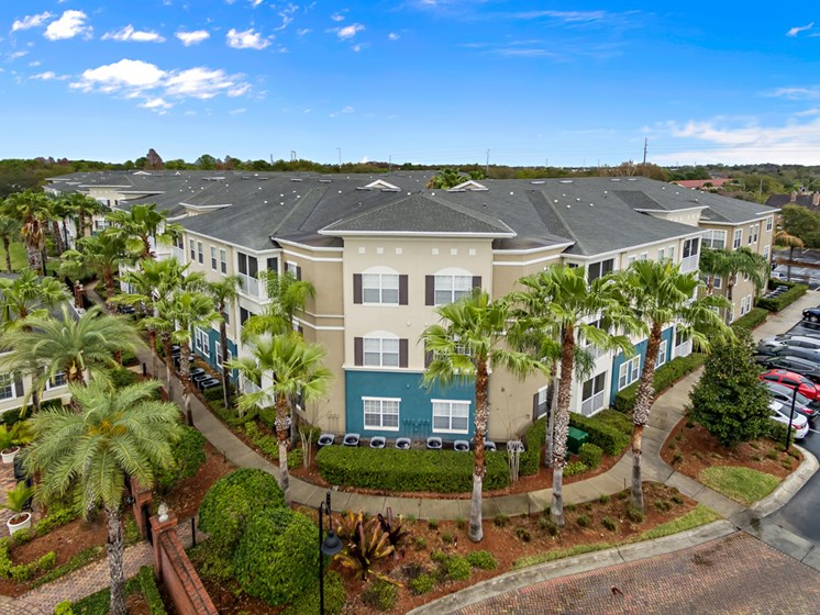 Additional Gated Access for Residents at  Savannah at Park Central, Florida