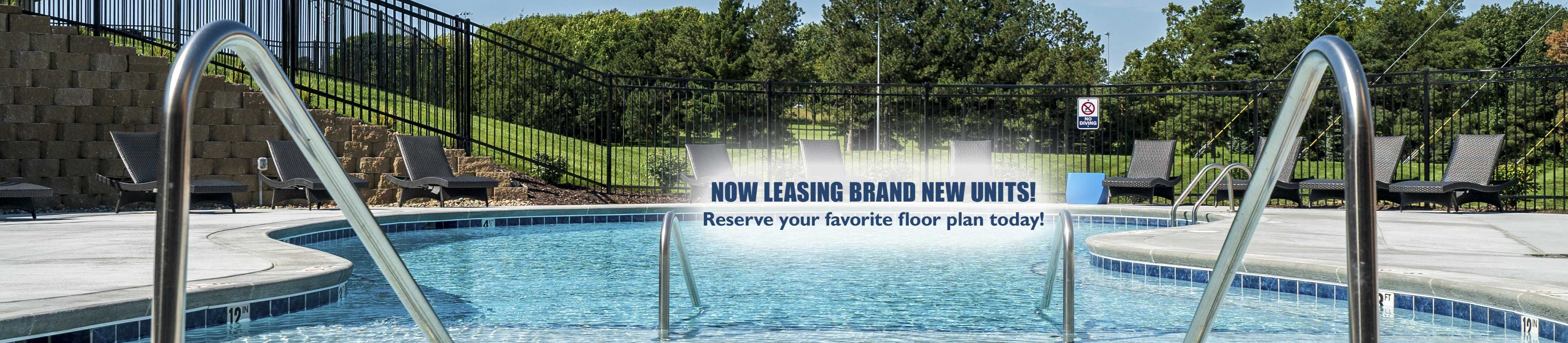 The Villas at Mahoney Park in Lincoln NE is now leasing brand new units