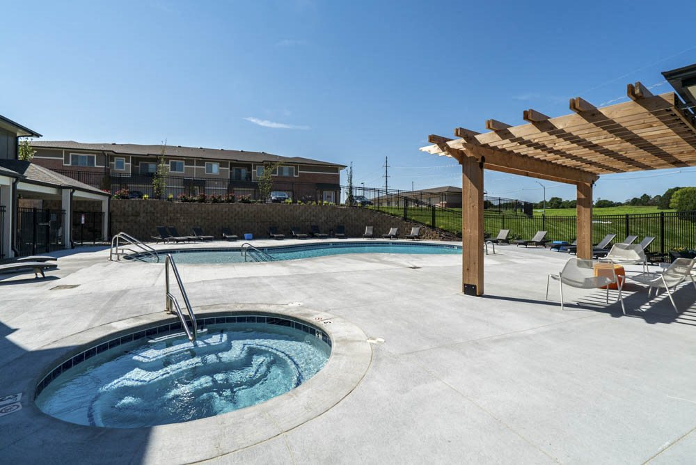 photos and video of the villas at mahoney park in lincoln ne On pool design lincoln ne