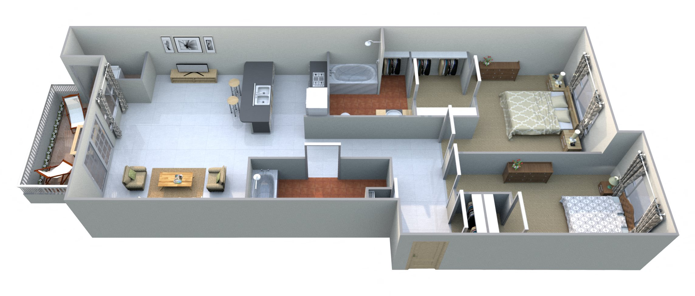 Dome Peak Floor Plan 9