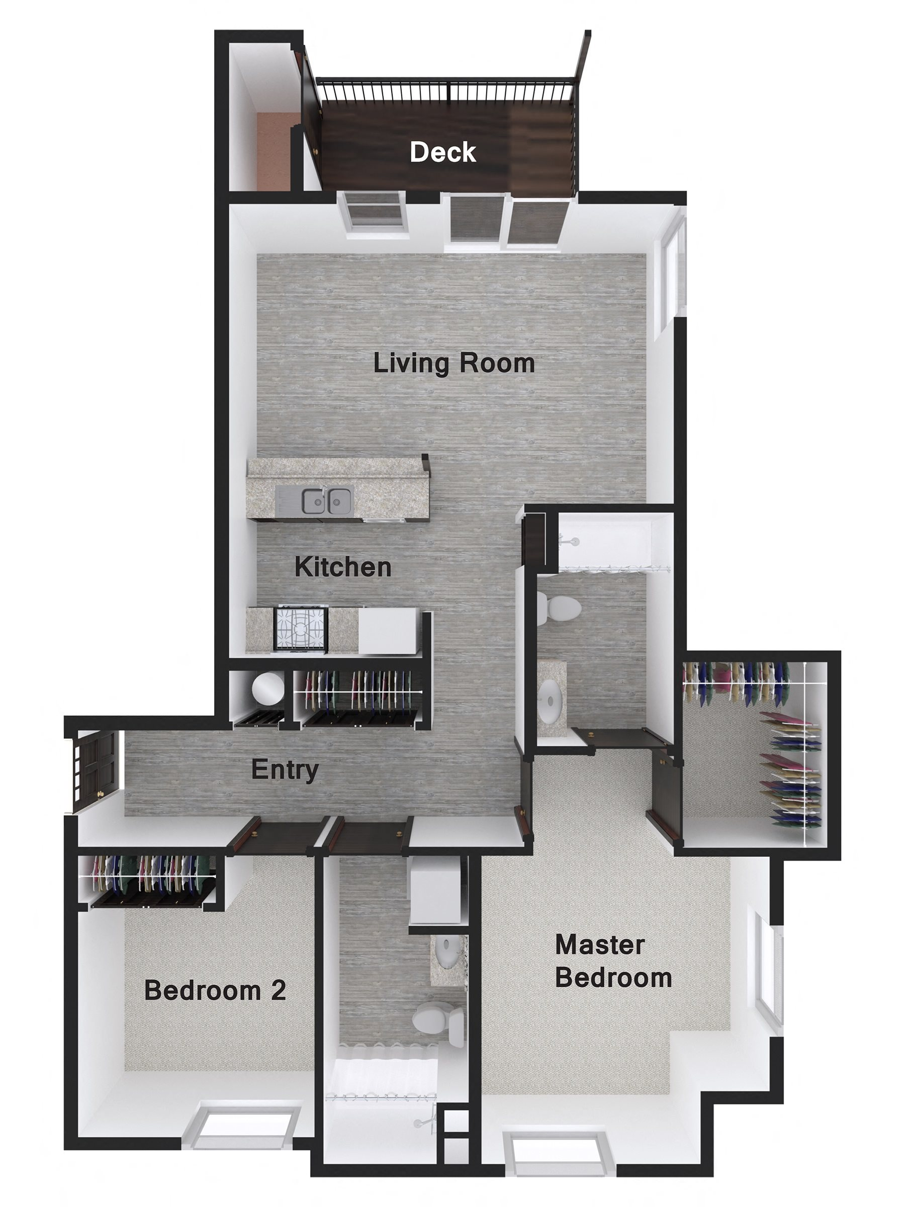 Eldorado Peak Floor Plan 10