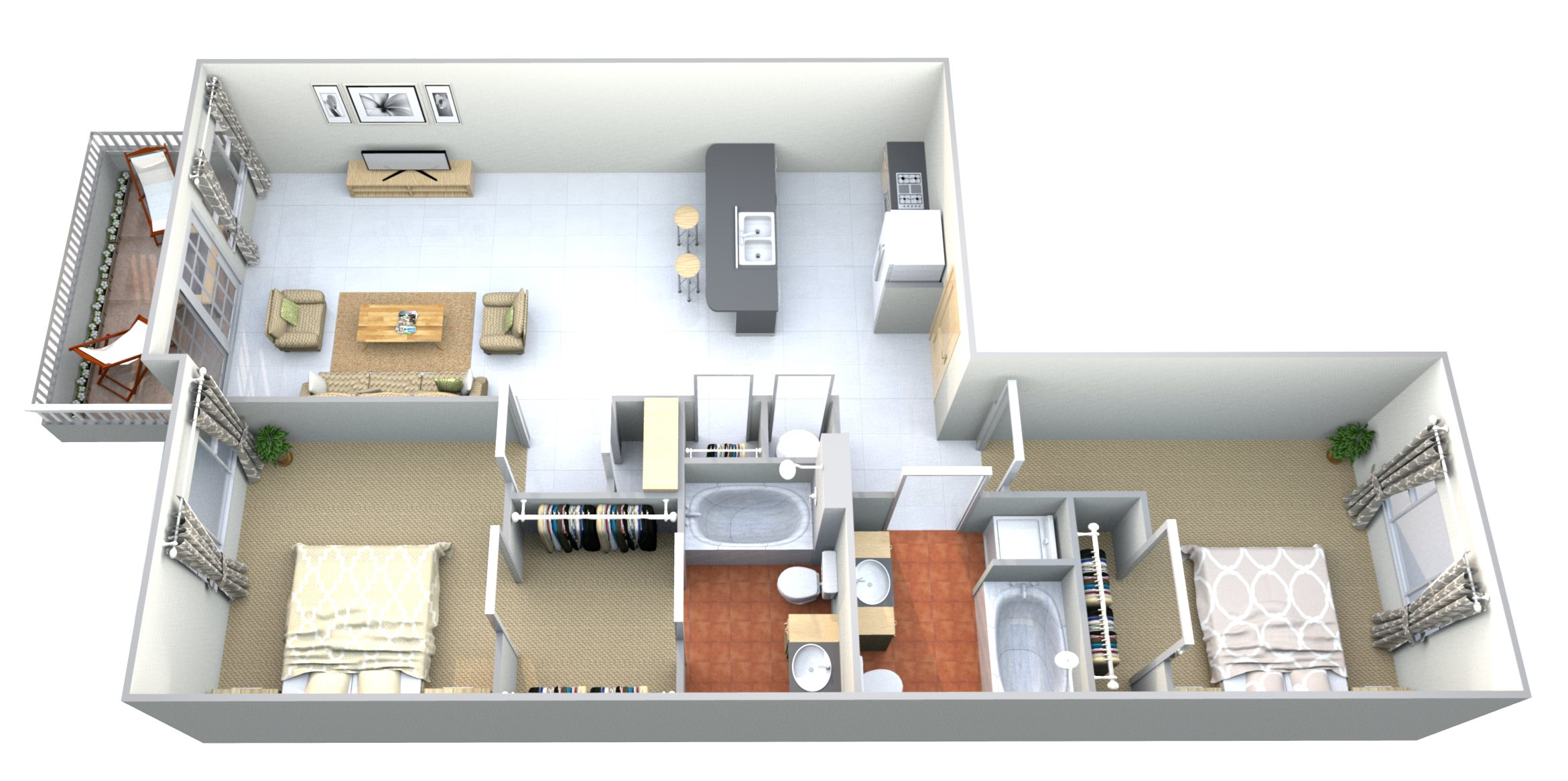 Gilbert Peak Floor Plan 8