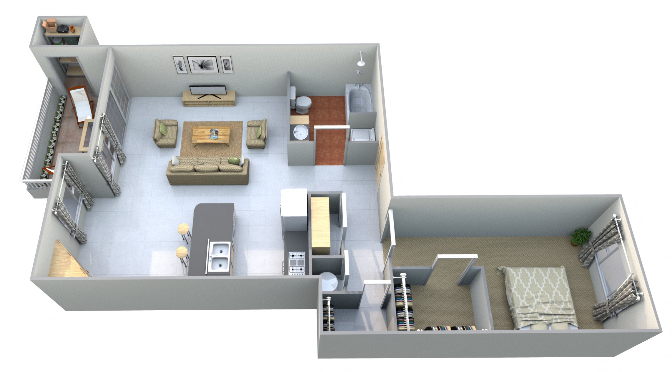 Ruby Mountain Floor Plan 5