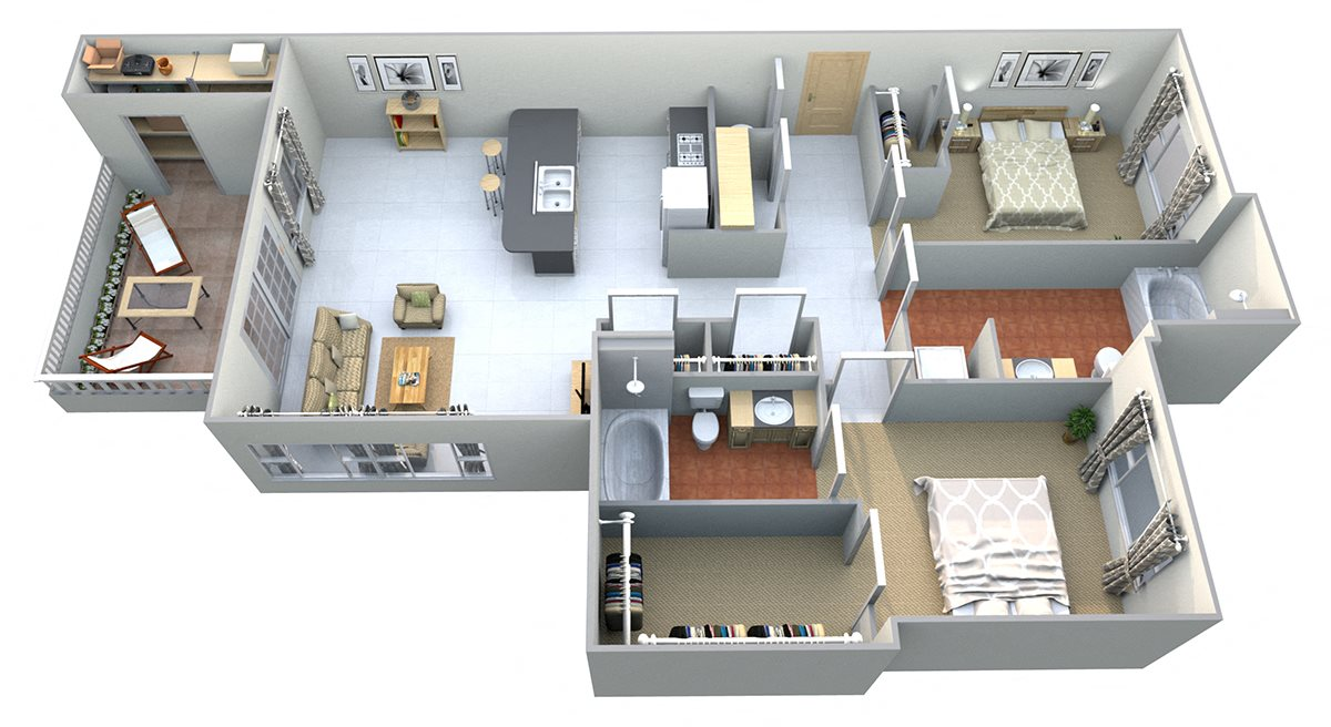 Sloan Peak Floor Plan 7