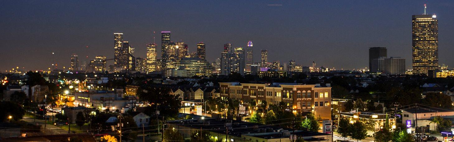 Nice View at Azure Houston Apartments, Houston, TX