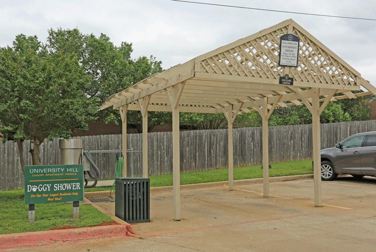 at University Hill, Nacogdoches, Texas