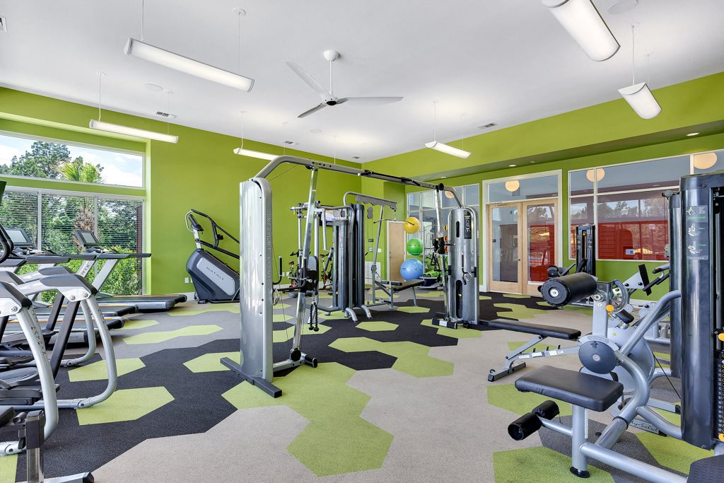 Cardio and Strength Training Fitness Center