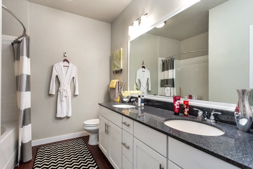 Rainey Model Master Bath