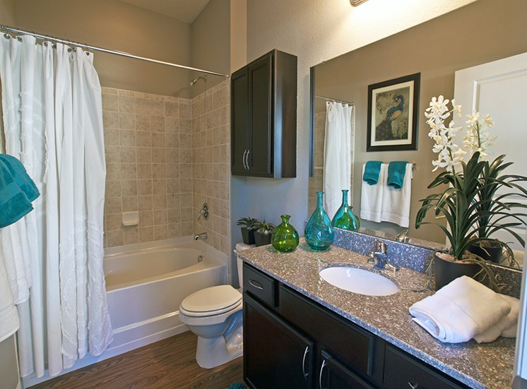 Spacious Bathrooms With Soaking Tubs at Phillips Mallard Creek Apartments, NC 28262