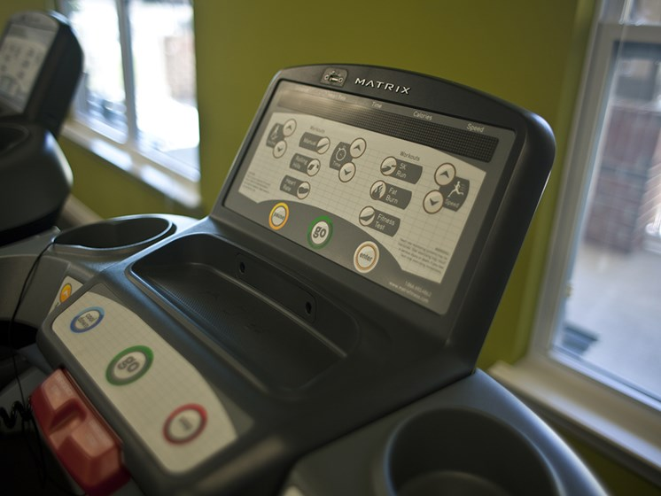 State-of-the-Art Fitness Center at Phillips Mallard Creek Apartments, North Carolina 28262