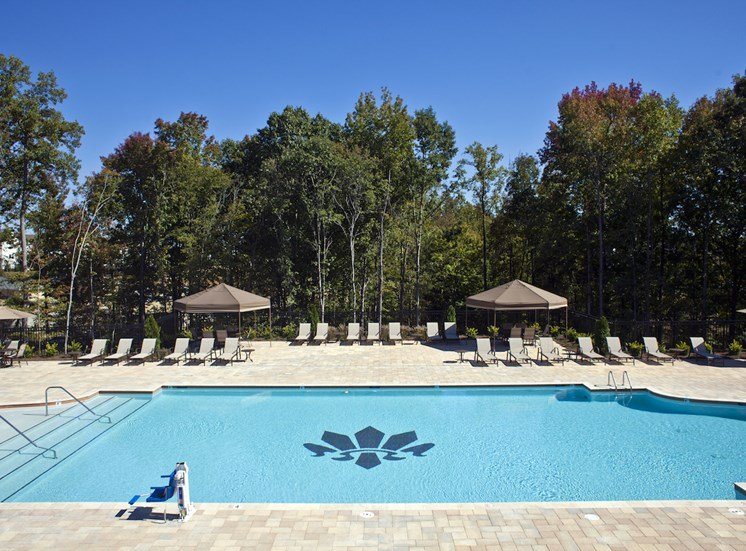 Resort-Style Pool at Phillips Mallard Creek Apartments, NC