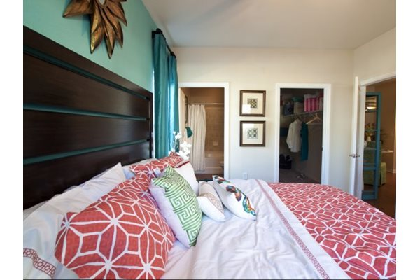 Spacious Bedrooms With Walk-in Closets at Phillips Mallard Creek Apartments, Charlotte, North Carolina
