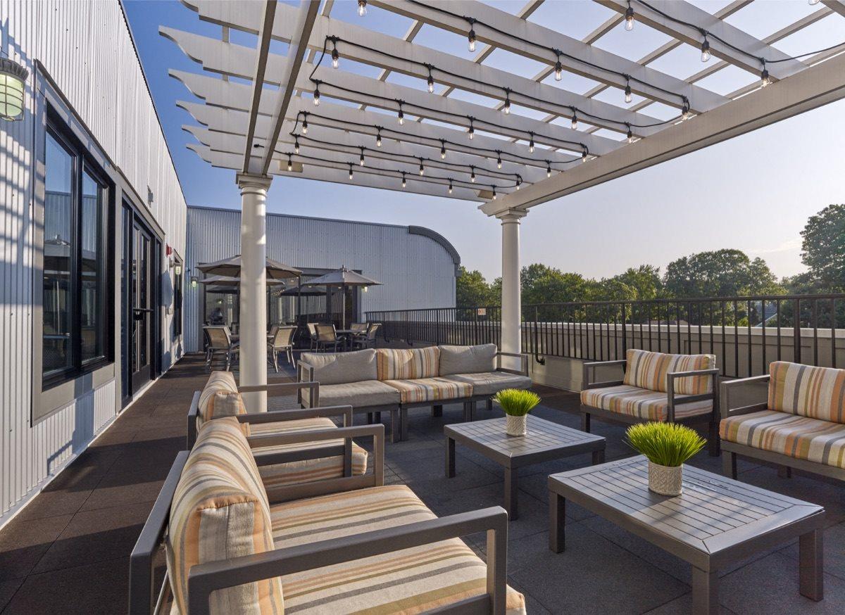 balcony, roof terrace, amenity