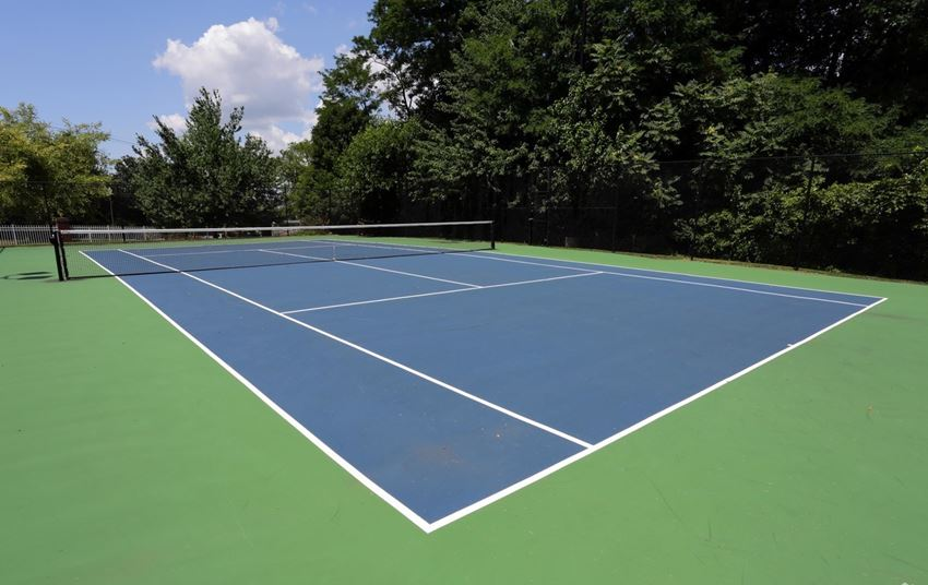 Tennis Court at The Legends at Indian Springs, Louisville, KY, 40241