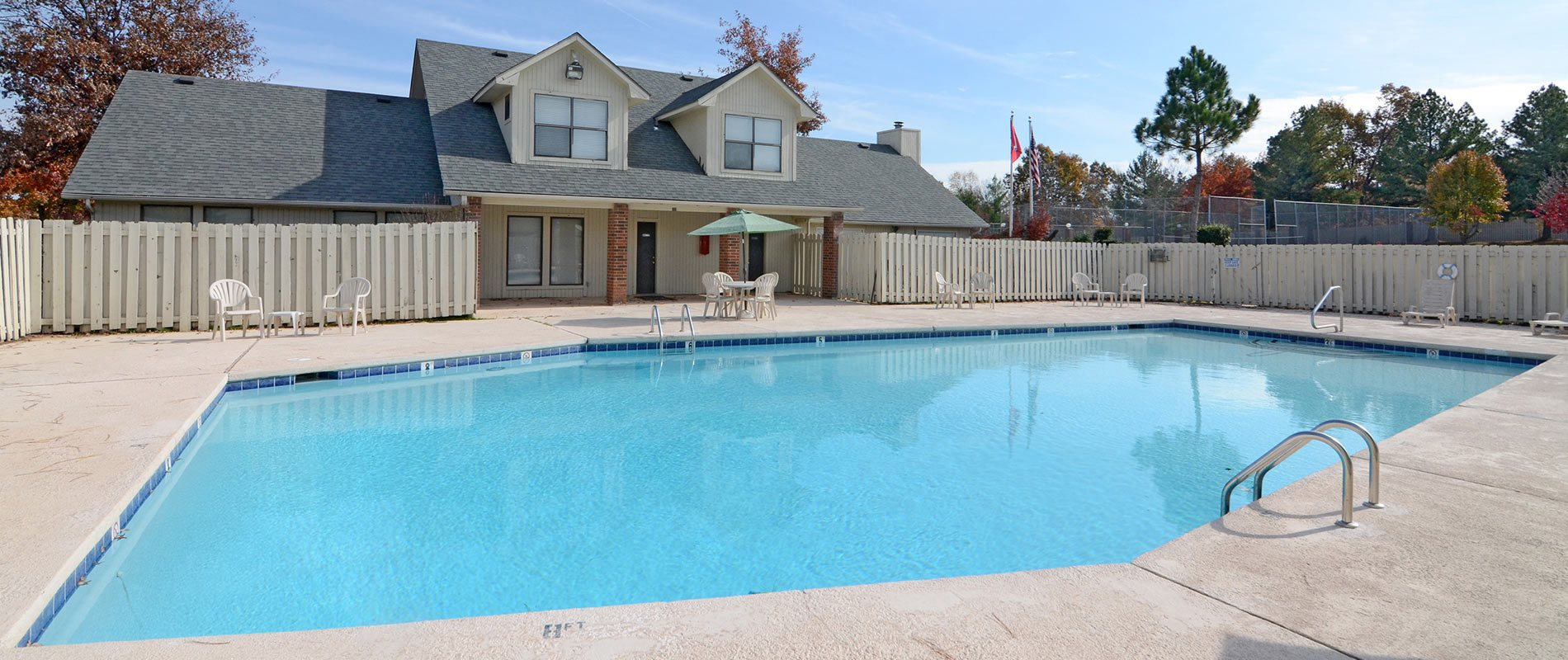 Park Lake | Apartments in Jonesboro, AR