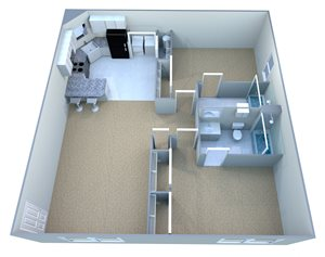 Custom Executive Suite - Fully Furnished & Paid Utilities