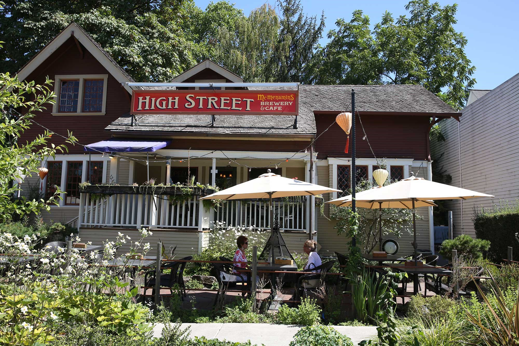 McMenamins-Brewery-Cafe High street Terrace Eugene, OR