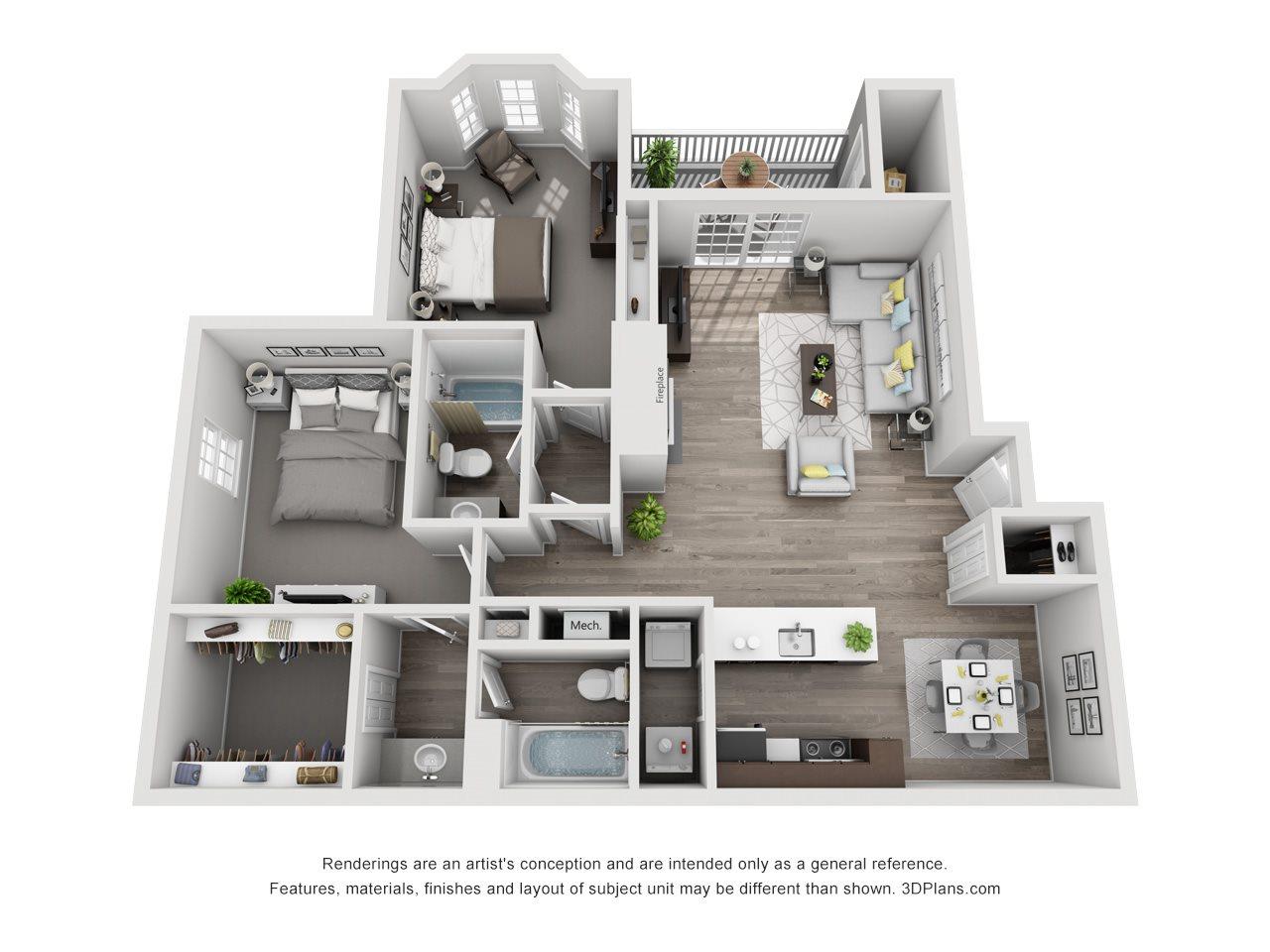 Englewood Floor Plan 4