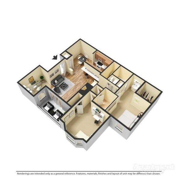 Greenwich - Renovated Floor Plan 7