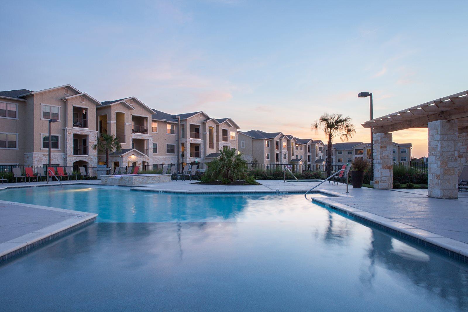 Silverado Luxury Apartments