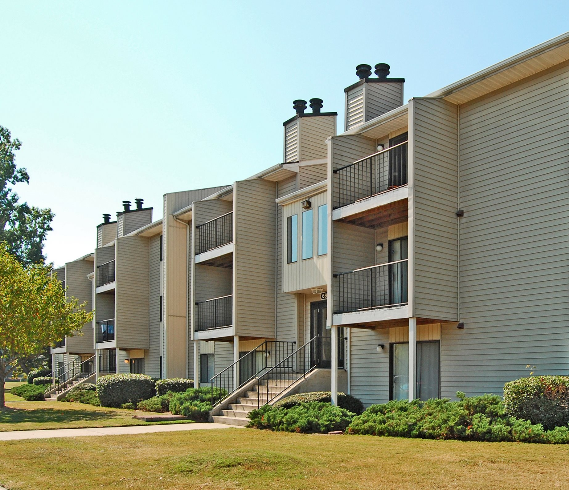Apartments For Rent Fayetteville Nc: Village At Cliffdale Apartments