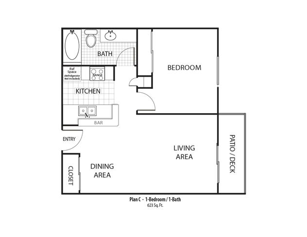 Malibu Floor Plan 3