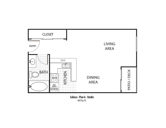 Salinas Floor Plan 1
