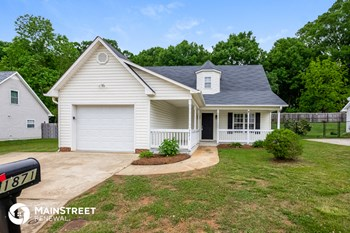 1871 Camden Forest Dr 3 Beds House for Rent Photo Gallery 1