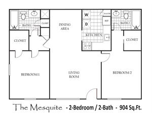 The Mesquite
