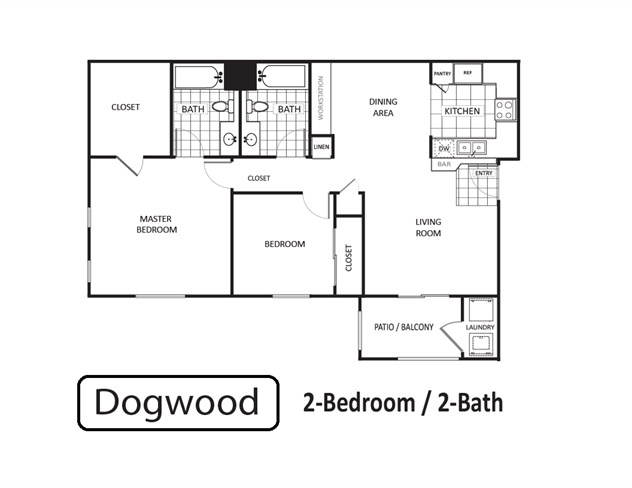 Dogwood Floor Plan 4
