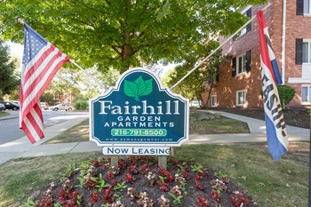 12800 Fairhill Rd. 1-2 Beds Apartment for Rent Photo Gallery 1