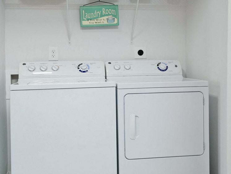 Washer & Dryer at Lawrence Landing, Indianapolis, IN