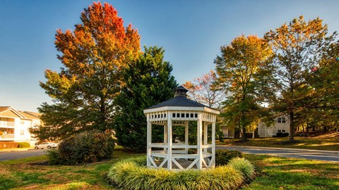 Barrington Apartments Gazebo