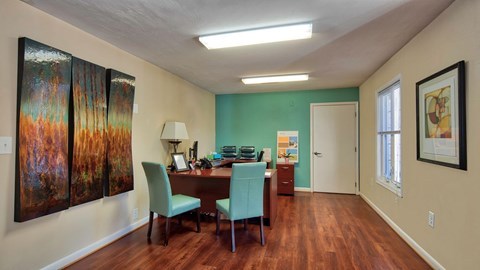 Interior Leasing at Barrington Apartments in Manassas, VA
