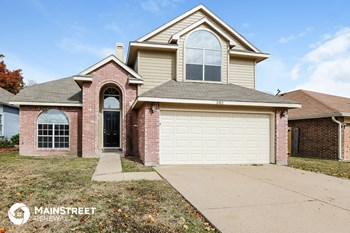 2411 Bennington Dr 3 Beds House for Rent Photo Gallery 1