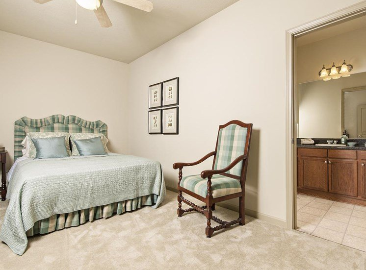 The Legacy at Walton Overlook Apartment Bedroom