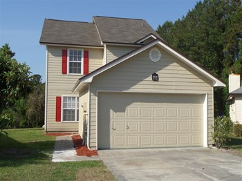 8730 Buzz Ct 3 Beds House for Rent Photo Gallery 1