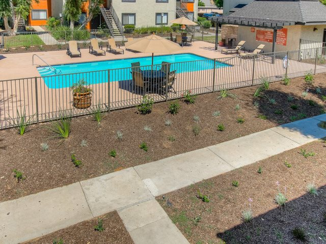 Resort-Style Zero-Entry Pool  at Riverwalk Landing Apartment Homes, Riverside, 92505
