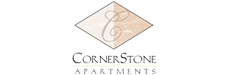 Cornerstone Apartments Logo at Cornerstone Apartments Logo, Canoga Park