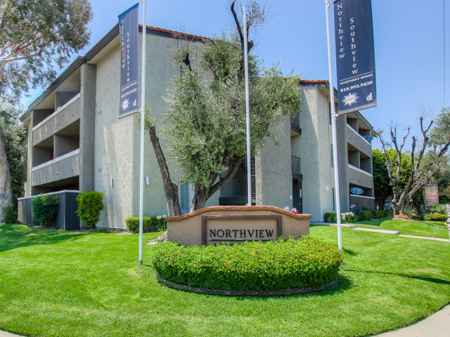 Resort Style Community at Nortview-Southview Apartment Homes, California, 91335
