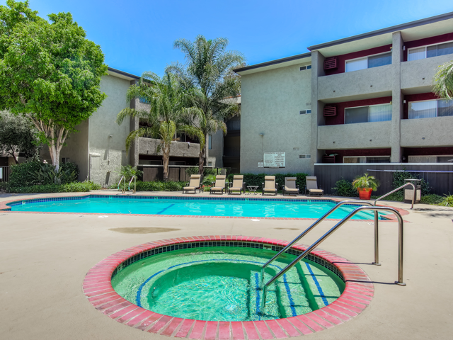 Soothing Spa at Nortview-Southview Apartment Homes, 8111 Reseda Boulevard, CA