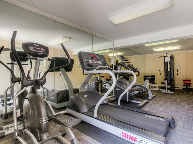 Health and Fitness Center at Nortview-Southview Apartment Homes, 8111 Reseda Boulevard