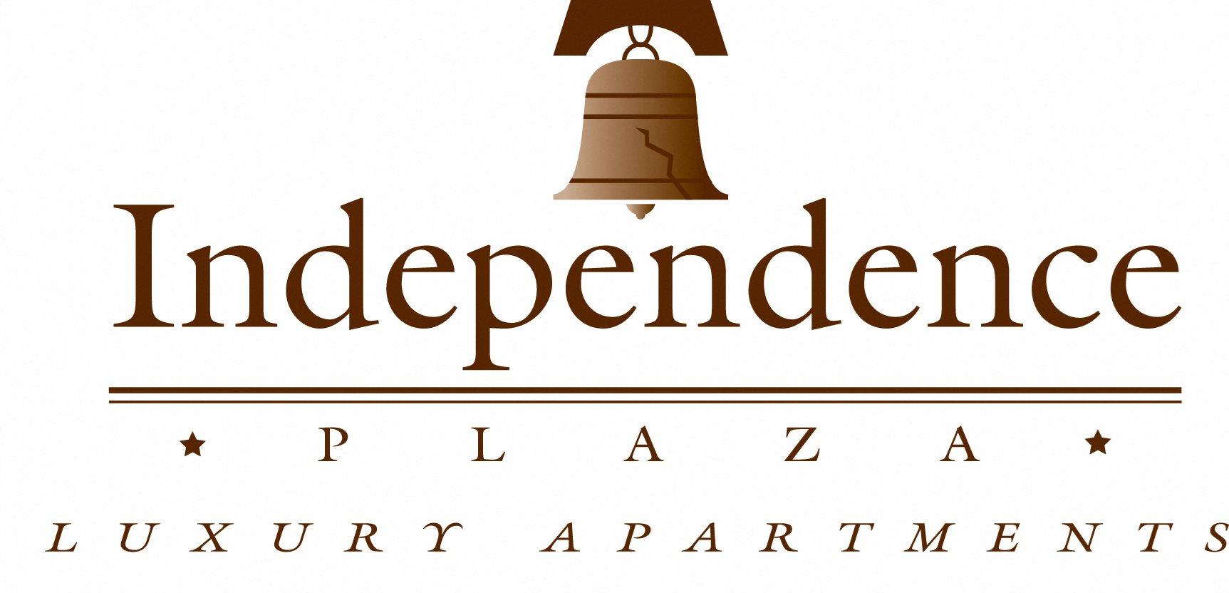 at Independence Plaza Logo, Canoga Park