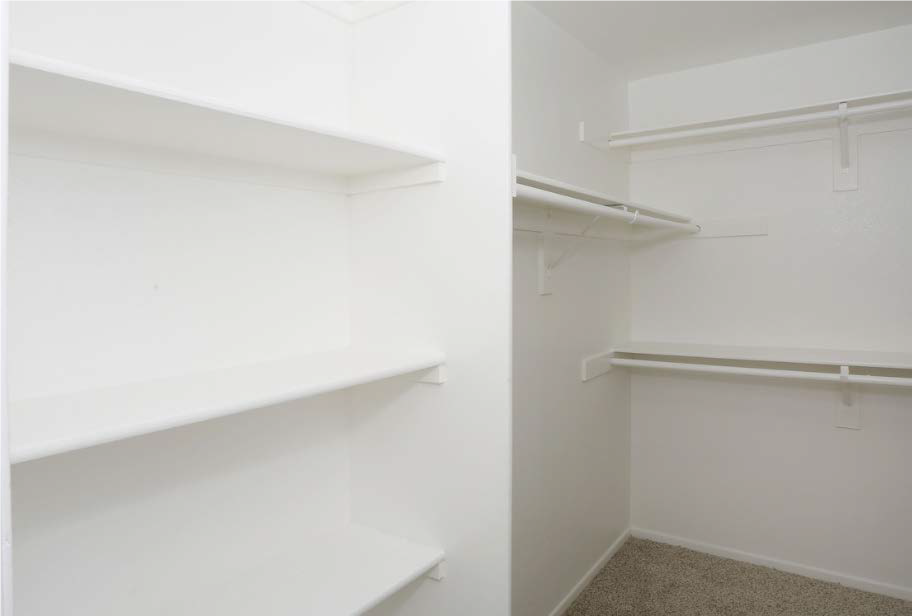 Lot of Extra Storage Space at Estancia Apartment Homes, Riverside, CA