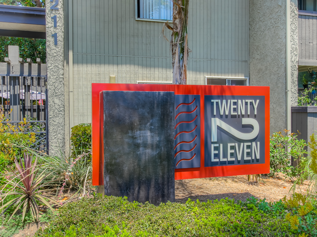 Access Controlled Community at Twenty 2 Eleven Apartments, Canoga Park, CA