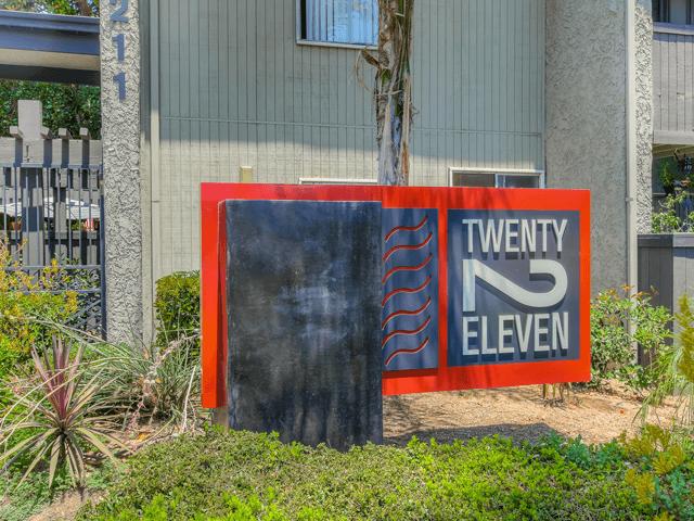 Access Controlled Community at Twenty 2 Eleven Apartments, Canoga Park, CA